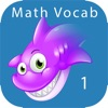 Math Vocab 1: