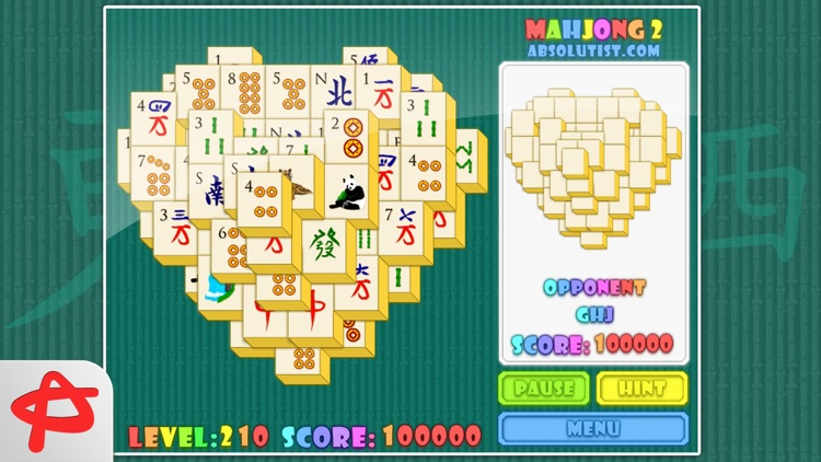 Mahjong 2: Hidden Tiles screenshot-3