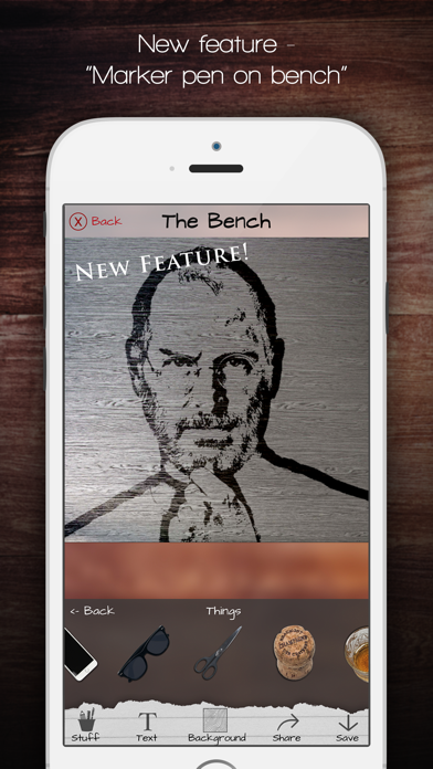 Sketch Bench - Pencil drawings Screenshots