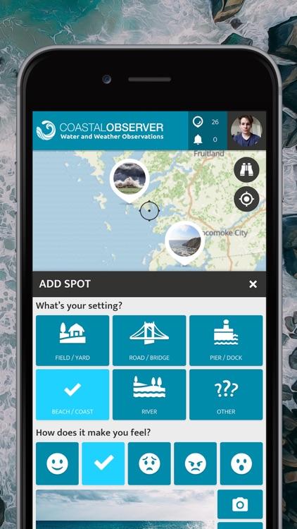 Coastal Observer | SPOTTERON screenshot-3