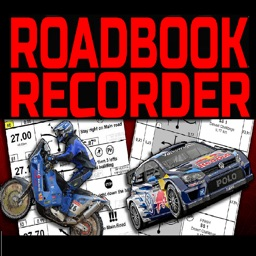 Rally Roadbook Recorder - GPS