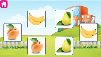 Kids Learn Veggies and Fruits screenshot three