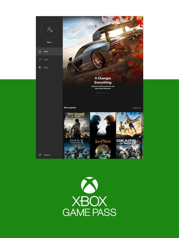 Xbox Game Pass screenshot 8
