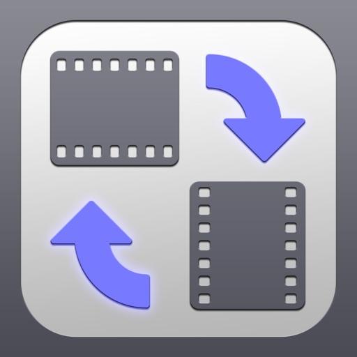 Video Rotate & Flip - HD icon