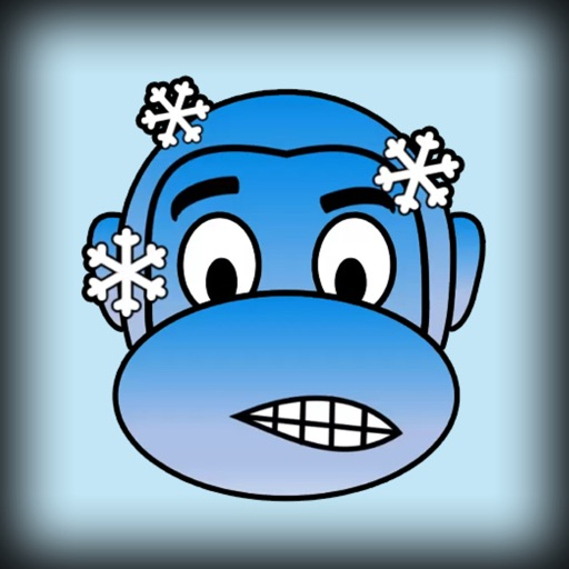 Monkey Cartoon Stickers icon