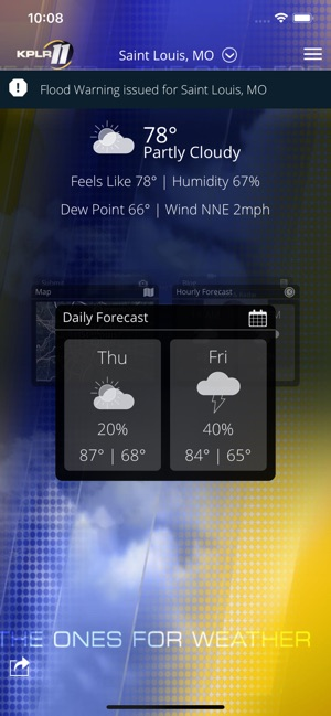 KPLR News 11 St Louis Weather on the App Store