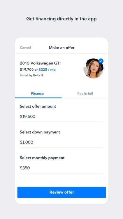 Blinker: Buy & Sell Cars screenshot-3