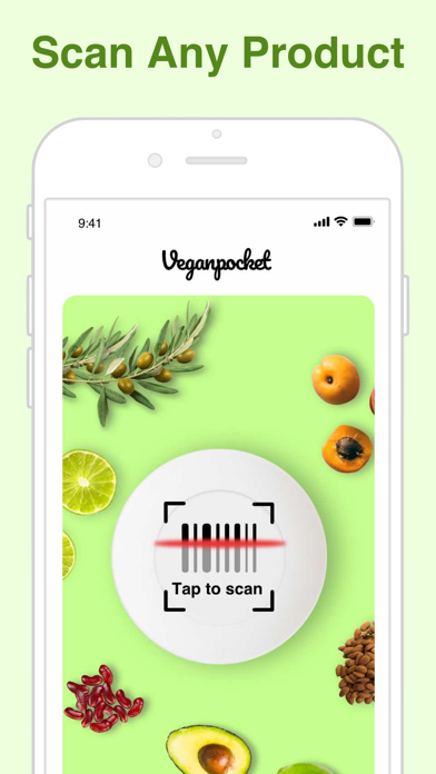 Vegan Pocket - Is it Vegan? Screenshot
