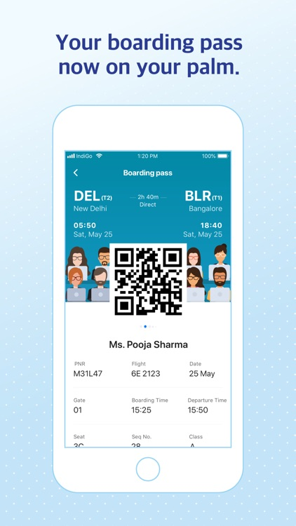 IndiGo | Flight Booking App screenshot-4