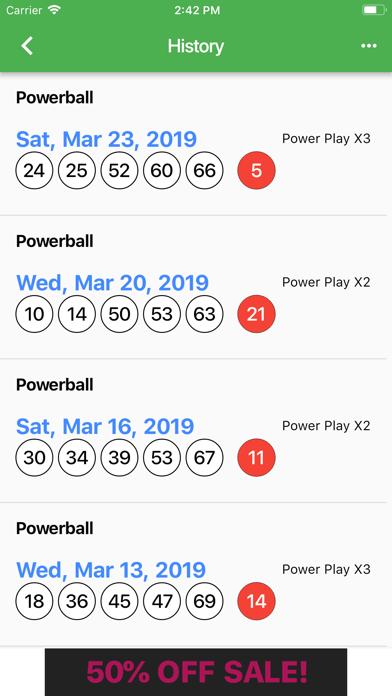 IL Lotto screenshot four