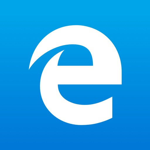 Microsoft Edge free software for iPhone and iPad