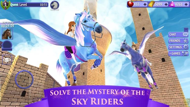 Horse Riding Tales: Wild Pony screenshot-6