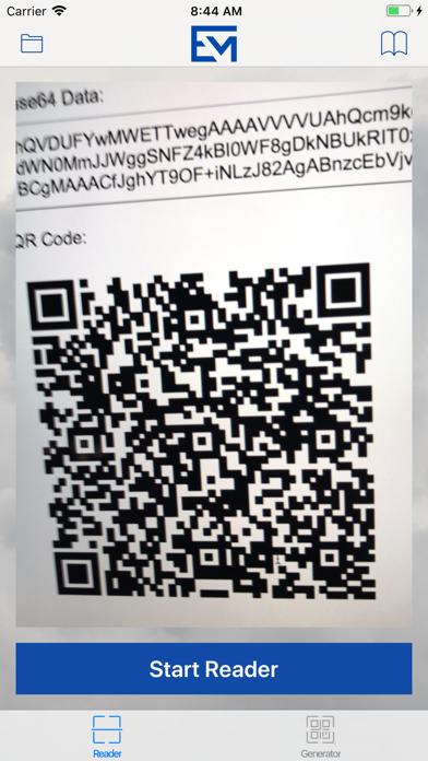 EMV QR Code Reader & ...