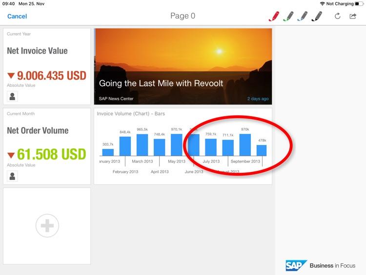 SAP Business in Focus screenshot-4