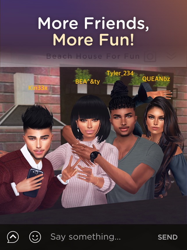 IMVU: 3D Avatar Creator & Chat on the App Store