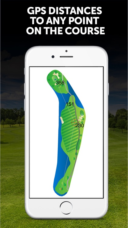 BirdieApps Golf GPS App screenshot-0