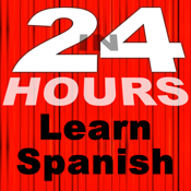 In 24 Hours Learn to Speak Spanish icon