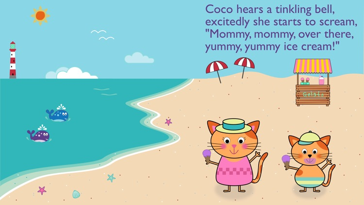 Coco Goes To The Beach