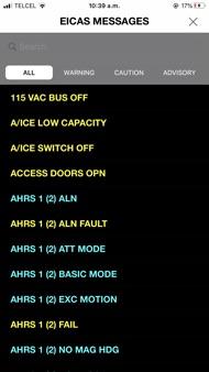 E145 Virtual Panel iphone images