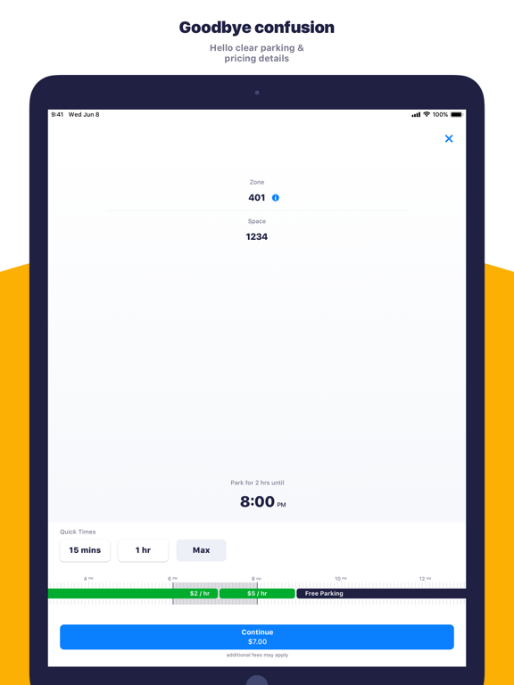 PassportParking Mobile Pay screenshot
