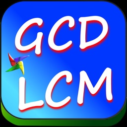 LCM GCD Prime Factor Math