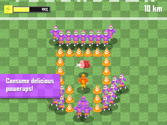 Zombie Football! screenshot 4
