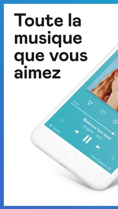Deezer: musique et podcast pour Android