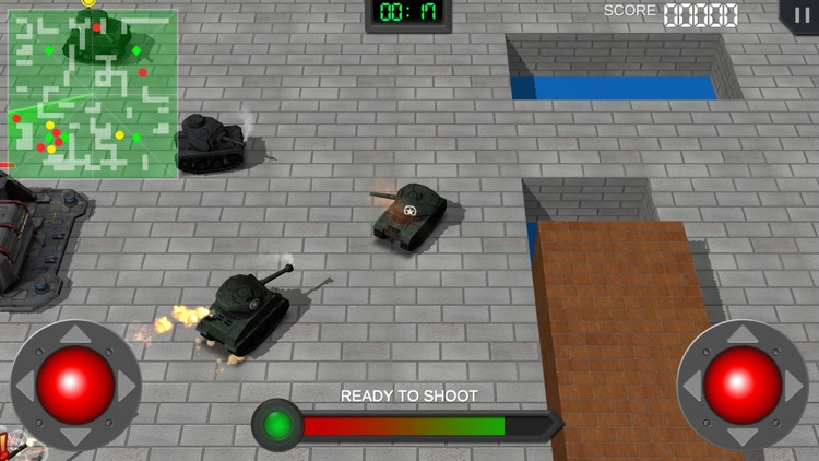 Clash of Mini Tanks screenshot-4