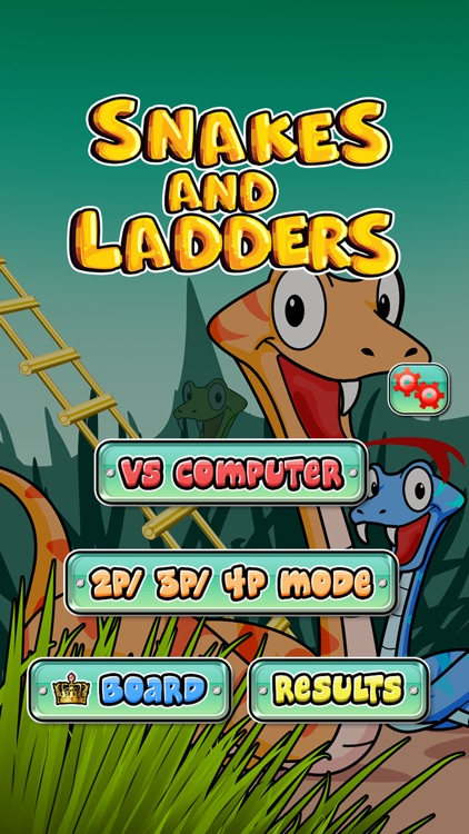 Snakes and Ladders - dice game screenshot-0