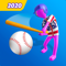 App Icon for Baseball Heroes App in Mexico IOS App Store