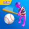 App Icon for Baseball Heroes App in Azerbaijan IOS App Store