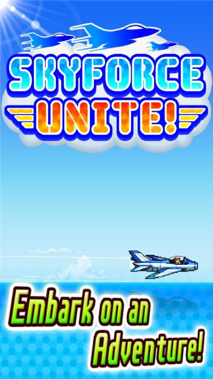 Skyforce Unite! screenshot-4
