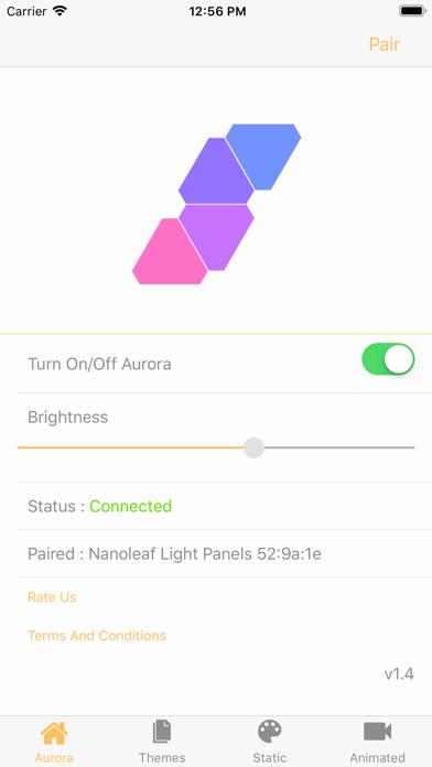 FireflyPro for Aurora Nanoleafのおすすめ画像2