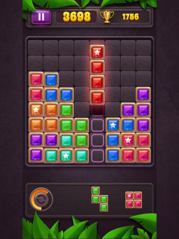 Block Puzzle: Star Gemのおすすめ画像2