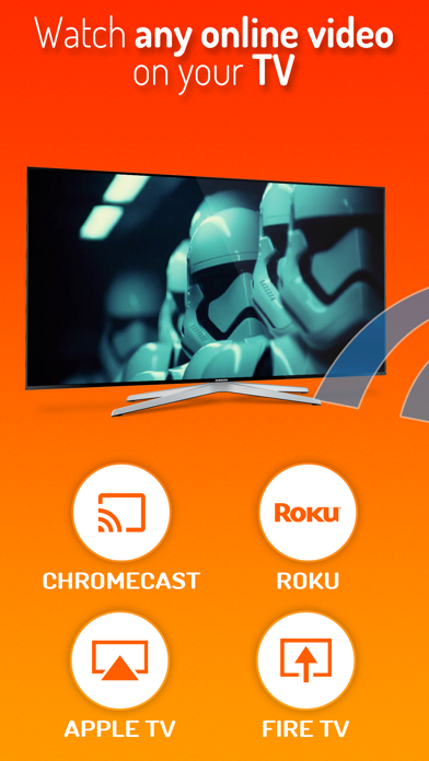 Top 10 Apps like iWebTV: Cast Web Videos to TV in 2019 for