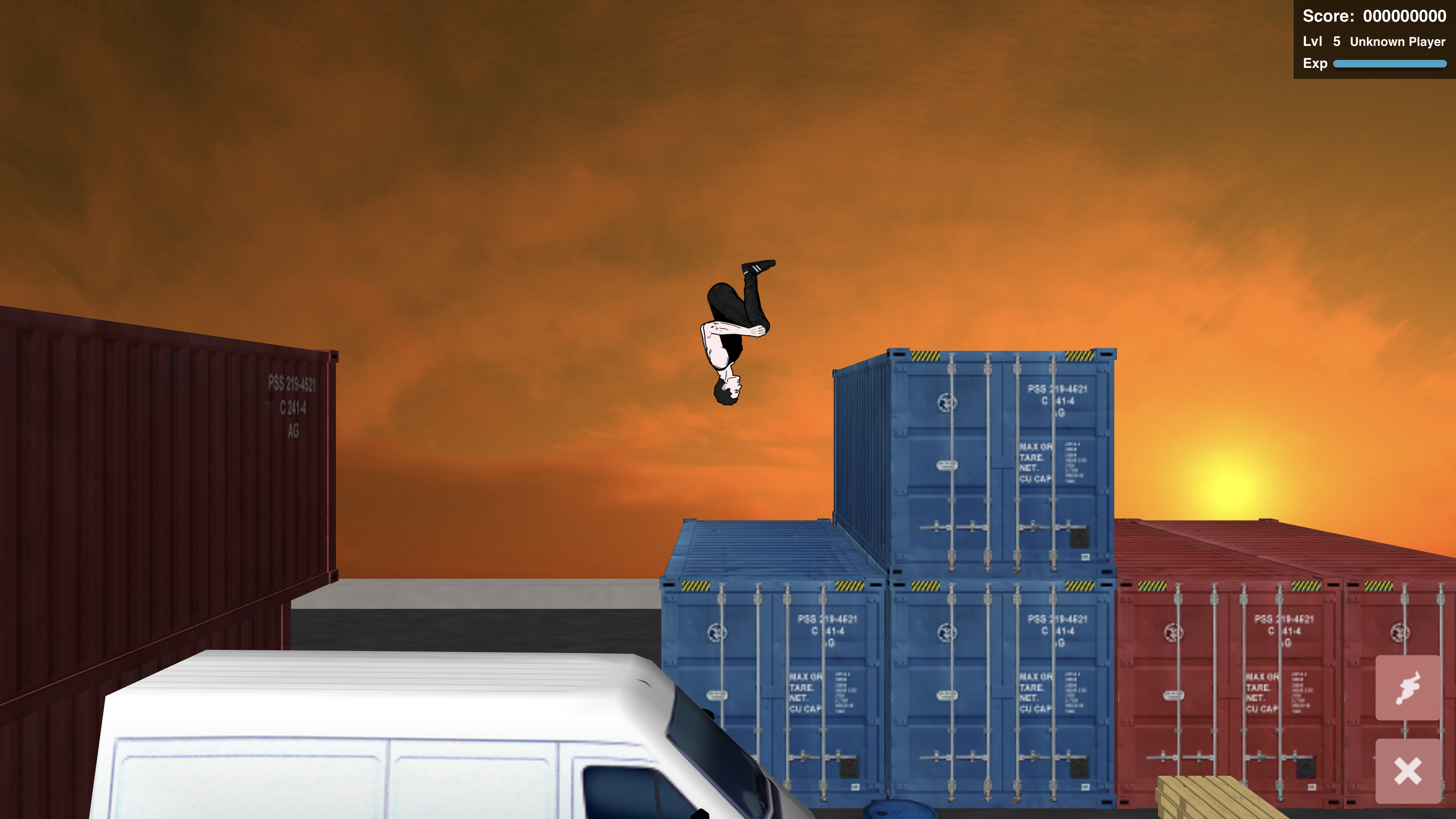 Backflip Madness screenshot 12