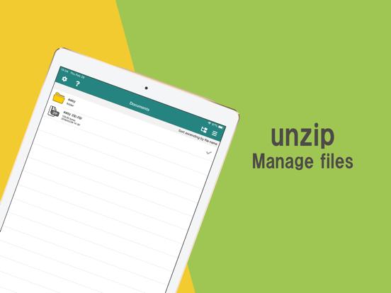 Easy zip - Manage zip/rar file | App Price Drops
