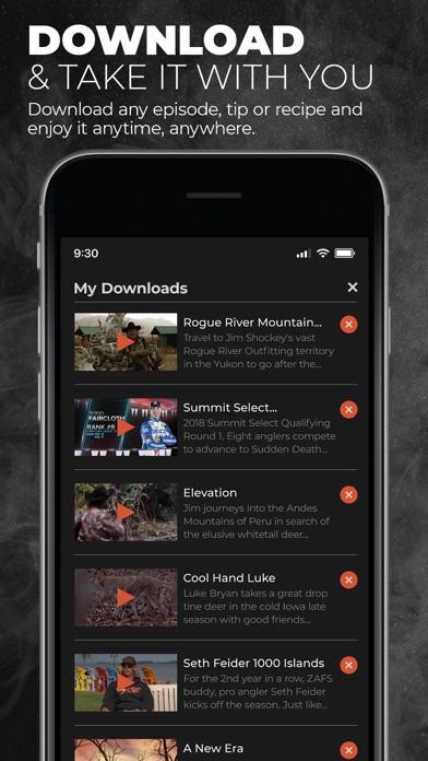MyOutdoorTV: Hunt, Fish, Shoot - Revenue & Download estimates