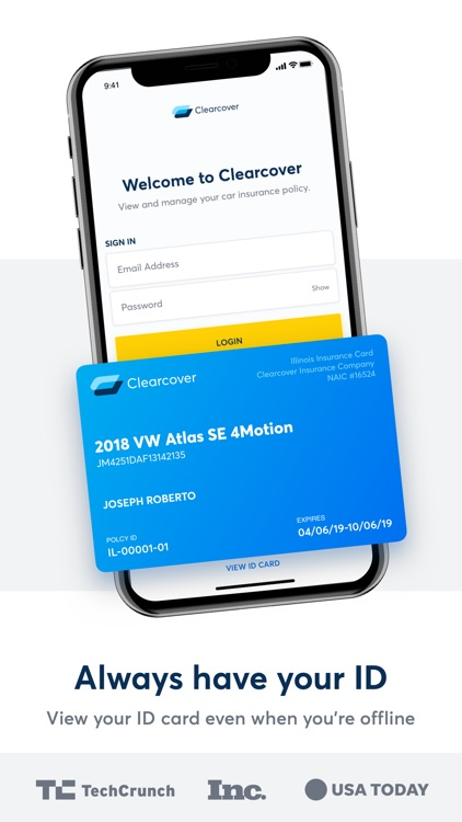 Clearcover Car Insurance