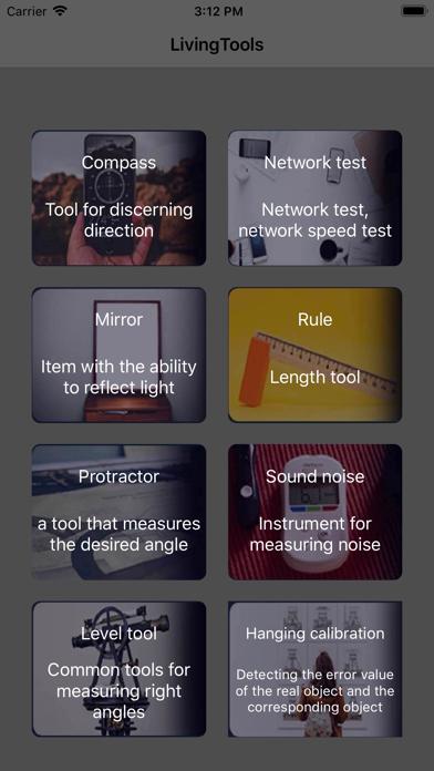 LivingTools screenshot 1