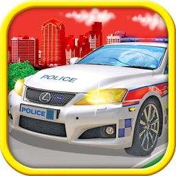 Police Cars - coloring book