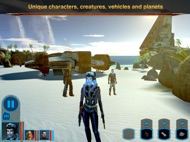 Star Wars™: KOTOR ipad images