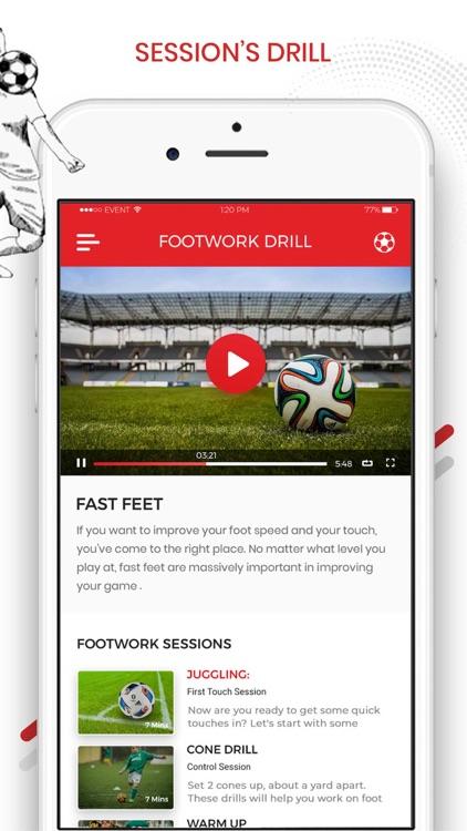 My Soccer Training screenshot-3