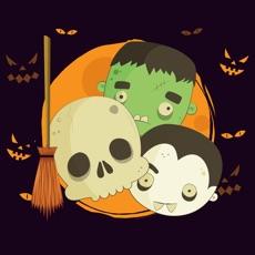Activities of Halloween Clock
