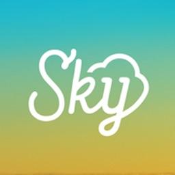 Sky Chat Lock