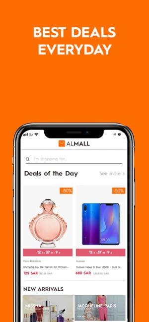 2b95305c8 المول - ALMALL Shopping App on the App Store