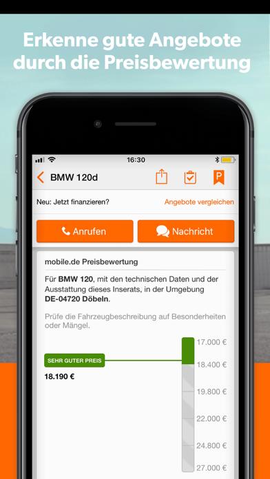 Herunterladen mobile.de - Automarkt für Pc