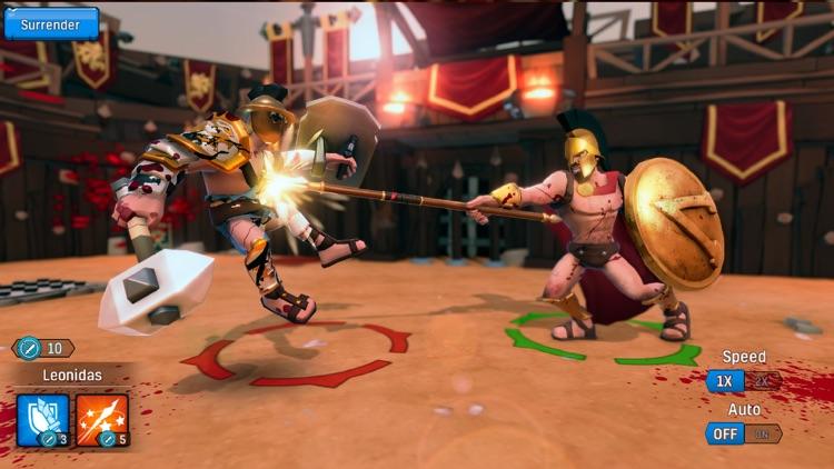Strategy Games: Gladiator Hero screenshot-6