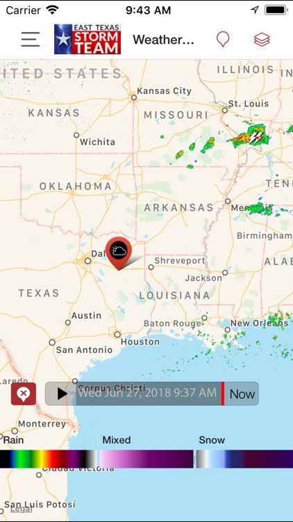 East Texas Storm Team screenshot-0