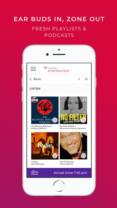 Virgin Australia entertainment | App Price Drops